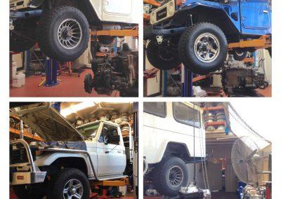 4WD Gear Box Reconditioning Lockridge