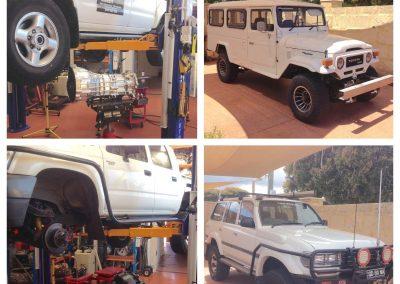 4WD Gear Boxes Eden Hill