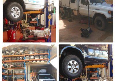 Transmission 4WD Lockridge