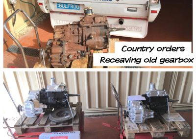 Replacement Gearbox Rural Western Australia