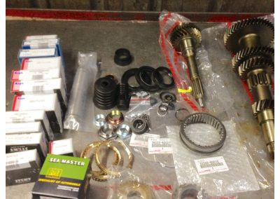 New Gearbox Parts Perth