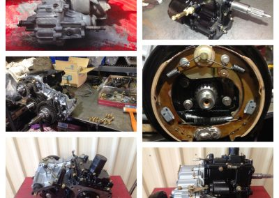 Gearbox Refurbishment and Replacement